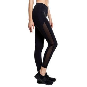 kalhoty dámské (legíny) URBAN CLASSICS - Tech Mesh Stripe