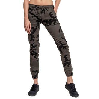kalhoty dámské URBAN CLASSICS - Camo Jogging, URBAN CLASSICS