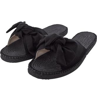 sandály dámské URBAN CLASSICS - Canvas Mules, URBAN CLASSICS