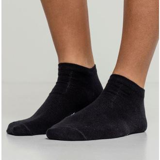 ponožky (set 5 párů) URBAN CLASSICS - Logo No Show, URBAN CLASSICS