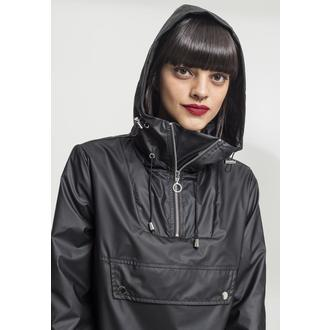 bunda dámská URBAN CLASSICS - High Neck - black