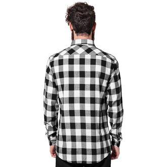 košile pánská URBAN CLASSICS - Checked Flanell, URBAN CLASSICS