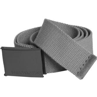 pásek URBAN CLASSICS - TB305-grey