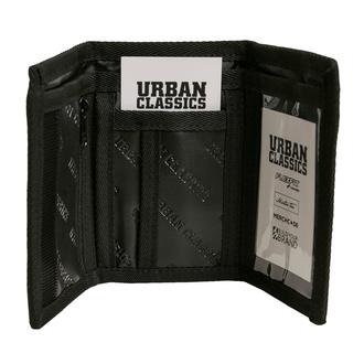 peněženka URBAN CLASSICS - PU - black, URBAN CLASSICS