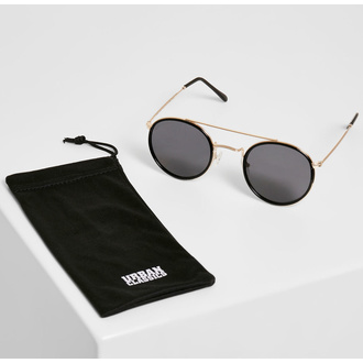 brýle sluneční URBAN CLASSICS - Palermo - black/gold - TB3588, URBAN CLASSICS