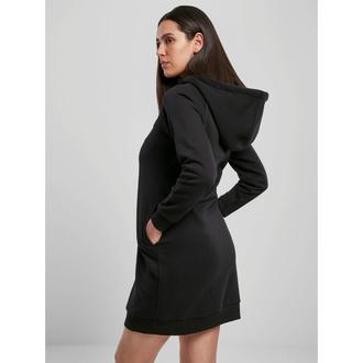 šaty dámské URBAN CLASSICS - Hiking - black, URBAN CLASSICS