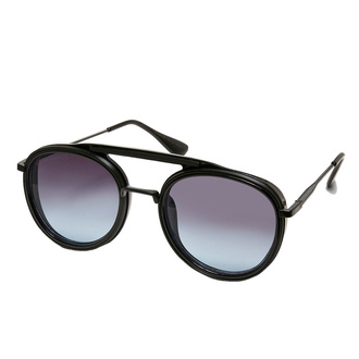 sluneční brýle URBAN CLASSICS - Ibiza - black/black, URBAN CLASSICS