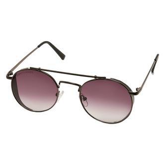 sluneční brýle URBAN CLASSICS - Chios - black/black, URBAN CLASSICS