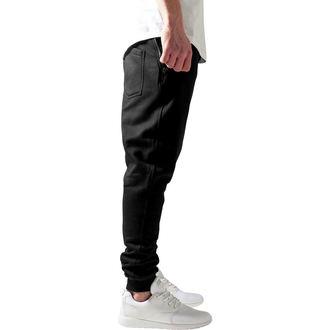 kalhoty pánské (teplaky) URBAN CLASSICS - Leather Pocket, URBAN CLASSICS