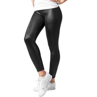 kalhoty dámské (legíny) URBAN CLASSICS - Leather lmitation