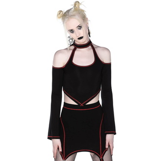 tričko dámské s dlouhým rukávem (top) KILLSTAR - Techno Witch, KILLSTAR