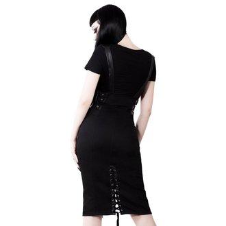 sukně dámská KILLSTAR - Tempest - BLACK, KILLSTAR