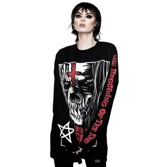 tričko s dlouhým rukávem (unisex) KILLSTAR - Rob Zombie - The End - BLACK, KILLSTAR, Rob Zombie