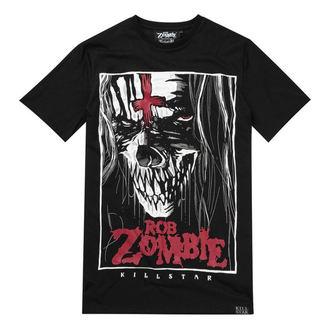 tričko pánské KILLSTAR - ROB ZOMBIE - The End - BLACK