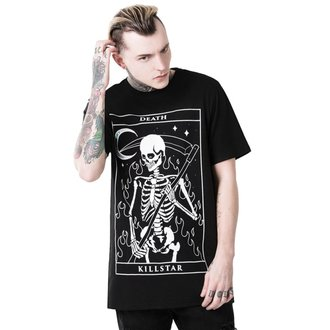 tričko pánské KILLSTAR - THIRTEEN - BLACK, KILLSTAR