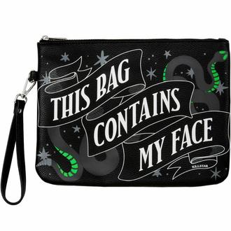 toaletní taška KILLSTAR - This Bag, KILLSTAR