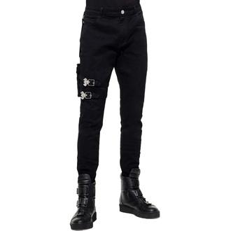 kalhoty pánské KILLSTAR - Tomb Raider Jeans, KILLSTAR