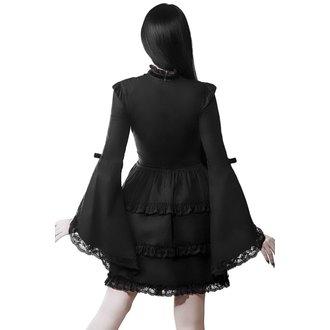 šaty dámské KILLSTAR - TOMIKO LOLITA - BLACK, KILLSTAR