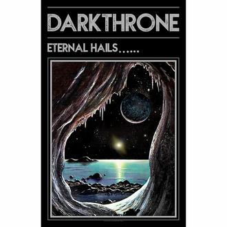 vlajka Darkthrone - Eternal Hails - ROCK OFF, ROCK OFF, Darkthrone