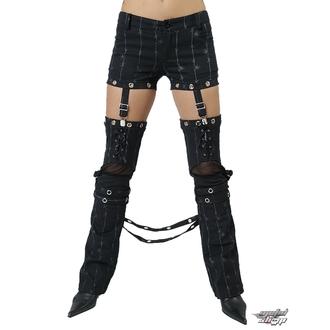 kalhoty dámské QUEEN OF DARKNESS TR1-166-08