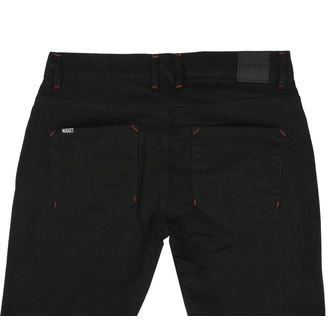 kalhoty pánské (jeans) NUGGET - Tremor - 1/7/38, D - Black - NG170301073258