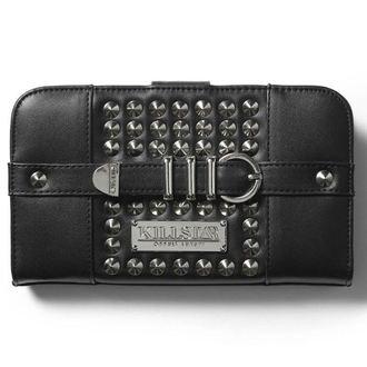 peněženka KILLSTAR - TRIX - BLACK