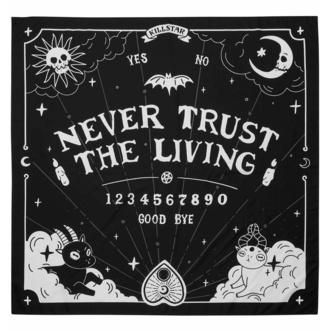 vlajka KILLSTAR - Trust Issues - Black - KSRA003654