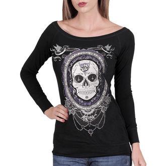 tričko dámské s dlouhým rukávem HYRAW - CRANEO, HYRAW