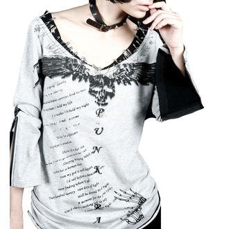 tričko dámské s dlouhým rukávem PUNK RAVE - Punkrave, PUNK RAVE