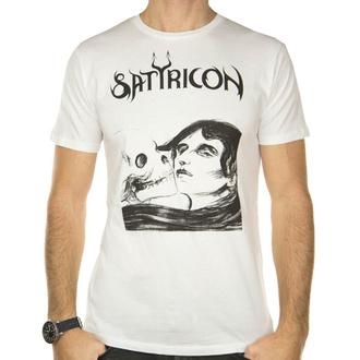 tričko pánské SATYRICON - DCUD - WHITE, NNM, Satyricon