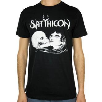 tričko pánské SATYRICON - Deep Calleth Upon Deep - Black, NNM, Satyricon