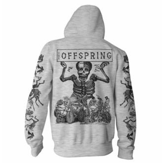 mikina pánská The Offspring - Skeletons - Grey, NNM, Offspring
