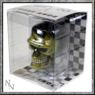 dekorace -hlavice řadící páky- Frankinsteins Monster Gear