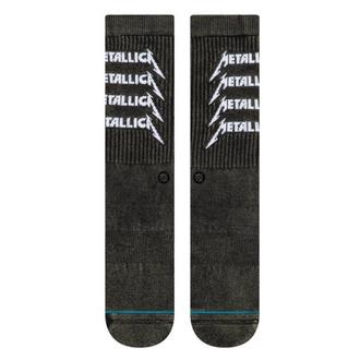 ponožky METALLICA - STACK - BLACK - STANCE, STANCE, Metallica