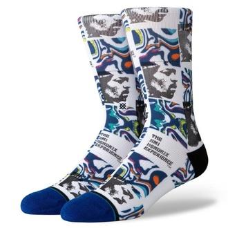 ponožky JIMI HENDRIX - DISSOLVE - MULTI - STANCE, STANCE, Jimi Hendrix