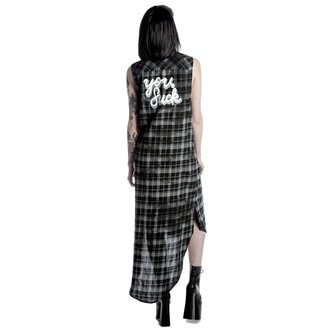 šaty dámské KILLSTAR - Unplugged - Black