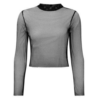 tričko dámské s dlouhým rukávem KILLSTAR - Unruly Fishnet, KILLSTAR
