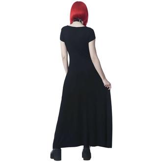 šaty dámské KILLSTAR - Untamed Batwing - Black, KILLSTAR