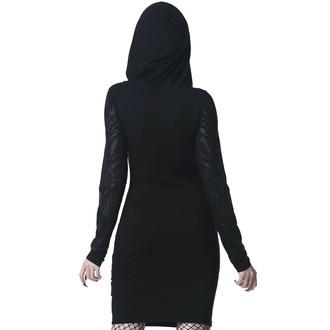 šaty dámské KILLSTAR - Untamed - Black, KILLSTAR
