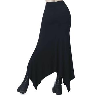sukně dámská KILLSTAR - Untamed - Black, KILLSTAR