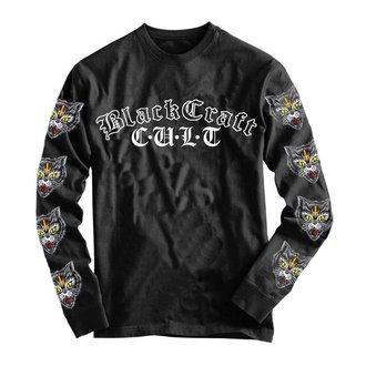 tričko pánské s dlouhým rukávem BLACK CRAFT - Hell Cat, BLACK CRAFT