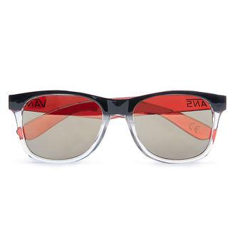 brýle sluneční VANS - MN SPICOLI 4 SHADES - CLEAR/BLACK