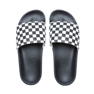 sandály pánské VANS - Slide-On (Checkerboard) - Black/White, VANS