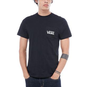 tričko pánské VANS - MN OTW CLASSIC - Black, VANS