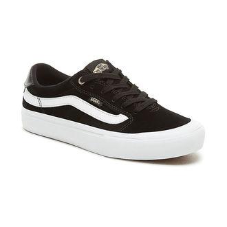 boty pánské VANS - MN Style 112 Pro black/black/w, VANS