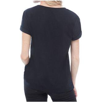 tričko dámské VANS - FLYING - BLACK, VANS