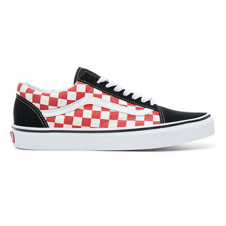 boty VANS - UA OLD SKOOL (checkerboard), VANS