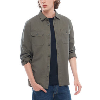 košile pánská VANS - MN ARLINGTON GRAPE LEAF, VANS