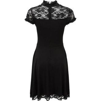 šaty dámské KILLSTAR - VALERIAN - BLACK, KILLSTAR