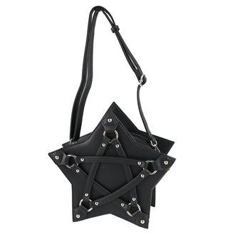 taška (kabelka) KILLSTAR - VARGA - BLACK, KILLSTAR